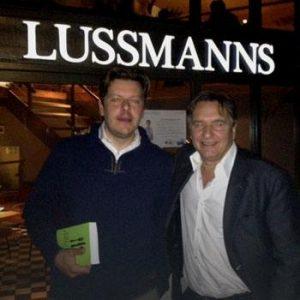 Andrei Lussmann and Raymond Blanc