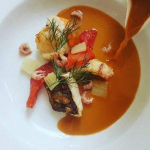 Sustainable fish stew